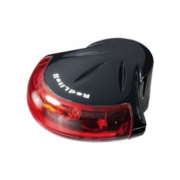 Topeak Fanalino Posteriore a Led Rosso RedLite II TKTMS035B