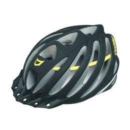 Angolo Occasioni Catlike Helmet Vacuum Black Opaco Yellow Fluo CT007