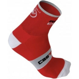 Calze Castelli Calze Rossocorsa 9 Sock Red 9046_023