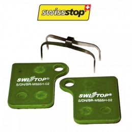 Swiss Stop Deore/Nexave BR-M555 Hydr. Disc5 Brake Pads 2 St 7640121220401