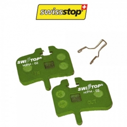 Swiss Stop HAYES/Promax Hydraulic Disc9 Brake Pads 2 St 7640121220326
