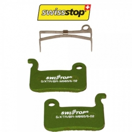 Swiss Stop Pastiglie BR-M975/775/665/585/535 Disc16 2 ST 7640121220425