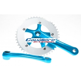 Guarnitura Single Speed Prowheel Urban Blu 4554565bk