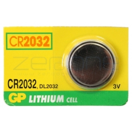 Batteria Gp Lithium CR2032 304250030