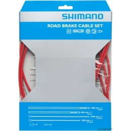 Shimano Kit Guaine e Fili PTFE Freni Dura-Ace 7900 Red Y80098014