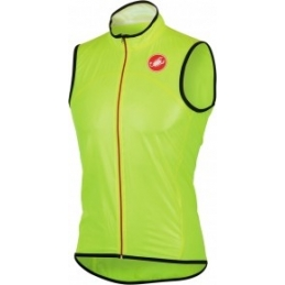 Gilet Antivento Castelli Mantellina Gilet Sottile Due Vest Yellow 13088_032