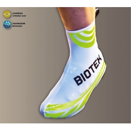 Copriscarpe Biotex Copriscarpe Superlight White/ Flow 3004
