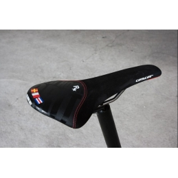 Selle San Marco Concor Racing Red Hook Criterium Black 278L005