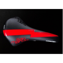 Selle San Marco Concor Limited Black / Red  278L13TEAM1