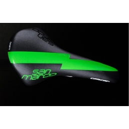 Selle San Marco Concor Limited Black / Green  278L13LAM1