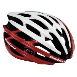 Selev Helmet XP Red / White XP 05