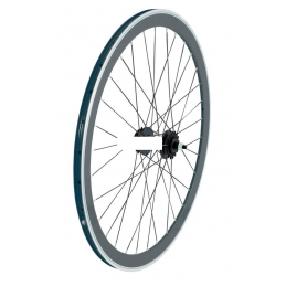 Ruote Fixed Calibre Ruote Scatto Fisso Fixed Black 40700NNNK