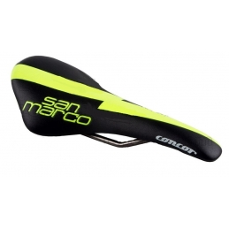 Selle San Marco Concor Racing Team Limited Black / Yellow 278L13YEL1