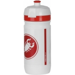 Castelli Water Bottle White 2014