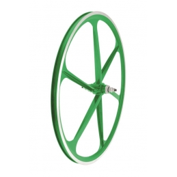 Ruote Fixed Calibre Ruote a Razze (6) Fixed In Lega Green 40704V