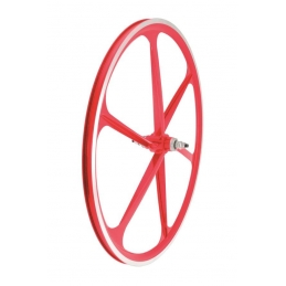 Calibre Ruote a Razze (6) Fixed In Lega Red 40704R