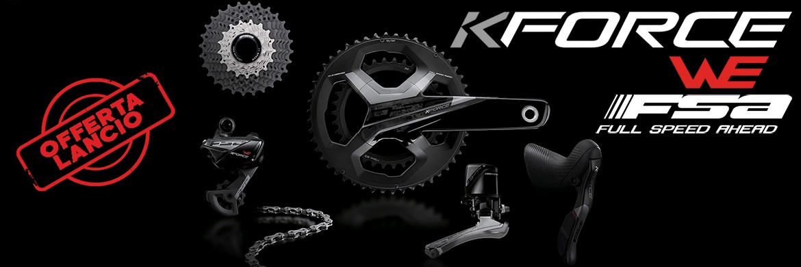 Offerta Lancio K-Force We